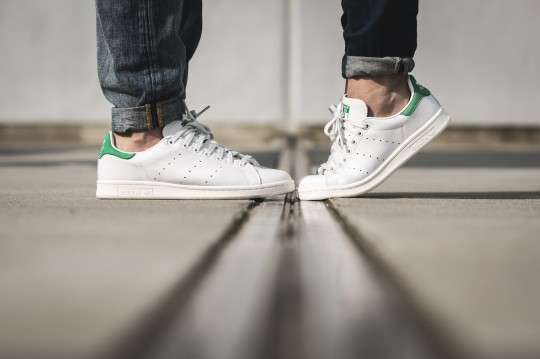 ADIDAS Stan Smith Puestas