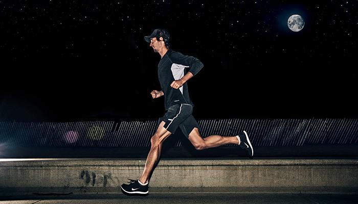 runner nocturno
