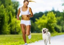 Consejos elementales para practicar running con nuestra mascota