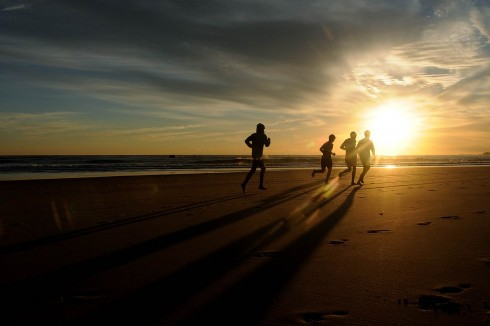 running_playa