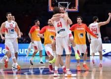 España sigue fiel a su cita con las semifinales del Eurobasket