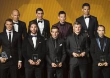 El once de la FIFA ya tiene sus candidatos