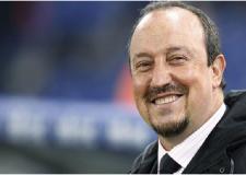 El Real Madrid ratifica a Benítez