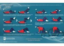 Ejercicios aptos para las personas con problemas de espalda