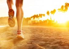 Este verano, ¡corre por la playa!