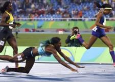 De cabeza al oro olímpico