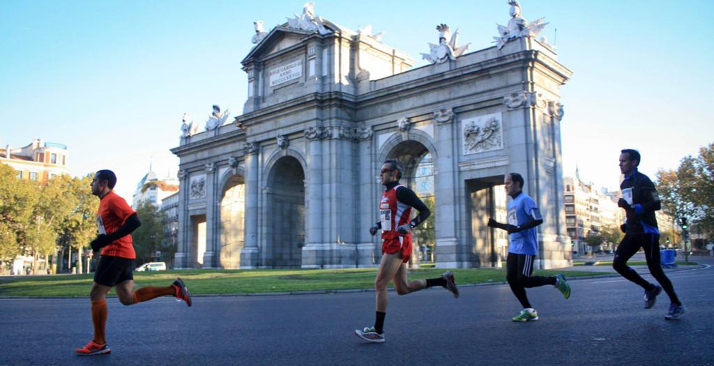 40 edición de la Maratón de Madrid
