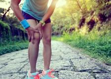 La rodilla del corredor