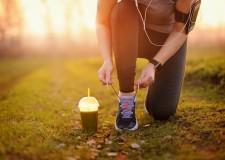Beneficios del té verde para correr