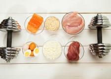Esta es tu dieta para aumentar masa muscular