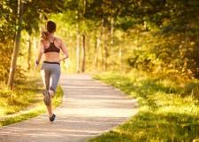 Todas las ventajas de correr por los parques