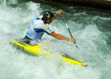 España en el Campeonato Europeo de Piragüismo en Eslalon