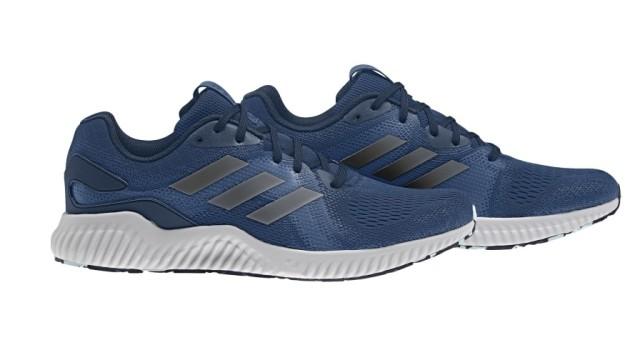 Zapatillas Adidas Aerobounce, adaptadas al running actual