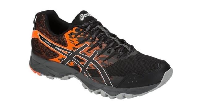 Zapatillas Asics Gel Sonoma 3, trail running todoterreno