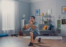 Rutinas para entrenar en casa: Refuerza tus piernas
