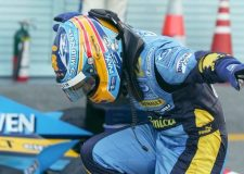 Así será la vuelta de Magic Alonso a la F1