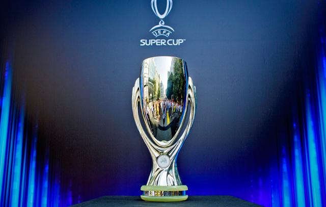 sevilla y bayern juegan la final de la Supercopa de Europa