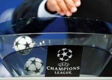 Sorteos de Champions y Europa League, así han quedado