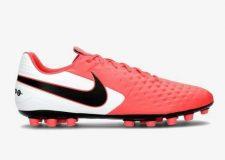 Botas de fútbol Nike Tiempo, pensadas para el máximo control del balón