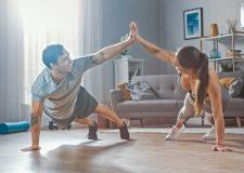 Disfrutar del deporte en pareja el Día de San Valentín
