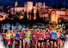 Granada corona a Carles Castillejo y Paula González como campeones de España de Media Maratón