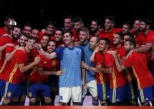 La equipación de España para la Eurocopa será como en 1984