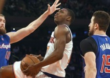 Early, de los Knicks, herido de bala en un atraco