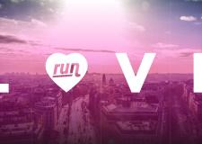 La carrera del amor para un San Valentín en París