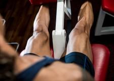 Las piernas también se entrenan