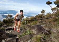 Correr por la montaña más alta del planeta