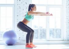 5 ejercicios caseros para fortalecer glúteos