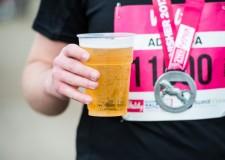 La cerveza no afecta al running