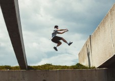 Free Running Vs Parkour