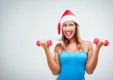 Ejercicios para mantener la línea en Navidad