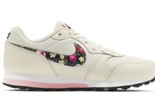 Zapatillas Nike MD Runner Junior, estilo floral para deportistas jóvenes