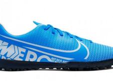 Botas de fútbol Nike Mercurial Vapor 13 Club, máxima velocidad aerodinámica