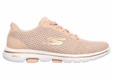 Zapatillas Skechers Go Walk 5, comodidad deportiva con estilo